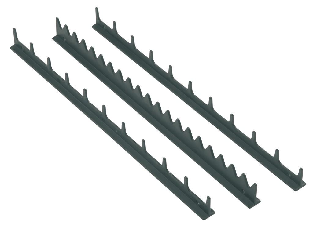 Trident Wrench Rack Spanner Organizer 2Piece Set.